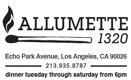 Allumette Restaurant Los Angeles